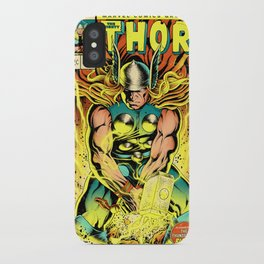 Unleash the Lightning! iPhone Case