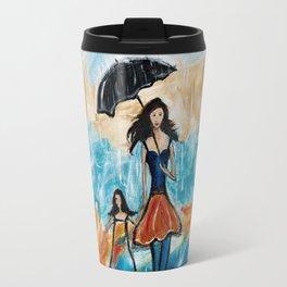 Rainy Day Blues Travel Mug