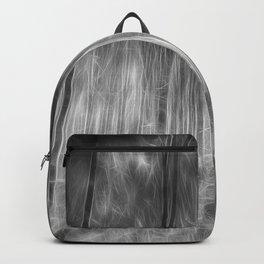 Monochrome Forest Art Backpack