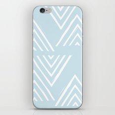 The Mountain Top - in Sky iPhone & iPod Skin