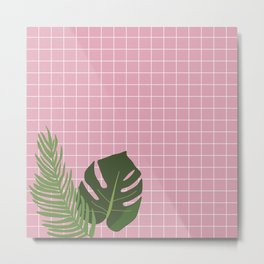 plants and summer Metal Print