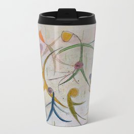 Last Night I Dreamt I Was A Child Again Metal Travel Mug