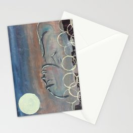 Recurring Dream Stationery Cards