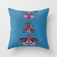 And There I Go Throw Pillow
