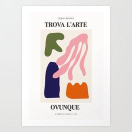 Find Art Everywhere Art Print