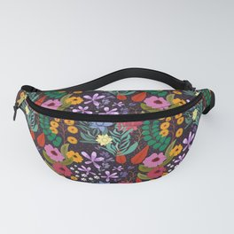Blooming Garden Fanny Pack