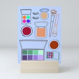 Makeup #2 Mini Art Print