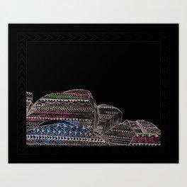 The Jetty Art Print