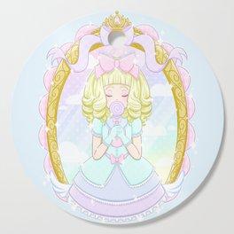 Sweet Candy Girl Cutting Board