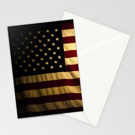 Broad Stripes and Bright Stars Stationery Cards