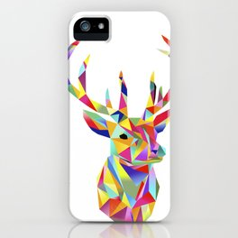 """Deer """"Harry"""" iPhone Case"""