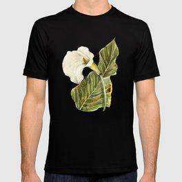 White Calla Lily T-shirt