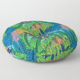 Laia&Jungle II Floor Pillow