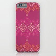 Moroccan Geo Slim Case iPhone 6s