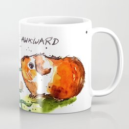 Guinea Pigs Feeling Awkward Coffee Mug