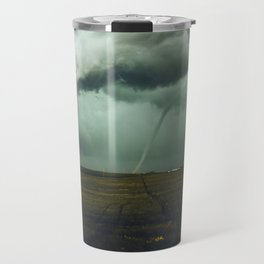 Tornado Alley (Color) Travel Mug