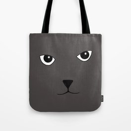 JD (John Doe) Cat Tote Bag