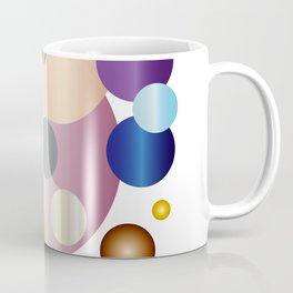 planetarium abstract geometrical design Coffee Mug