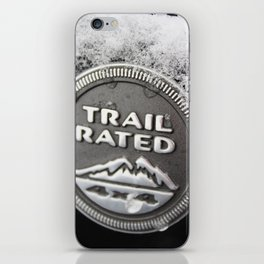 Trail Rated Jeep iPhone Skin