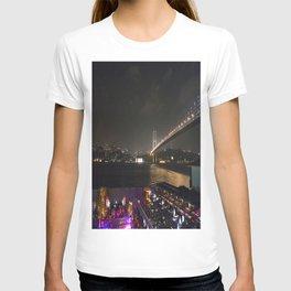 Istanbul Lights! T-shirt