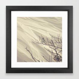 Wind is... Framed Art Print