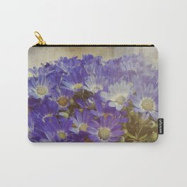 MY BOHEME FLOWERS Carry-All Pouch