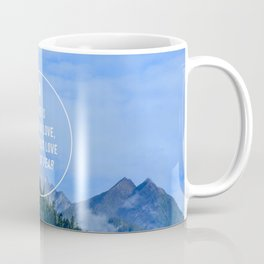1 John 4:18 Coffee Mug