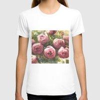 roses T-shirts featuring Roses by Ivanushka Tzepesh