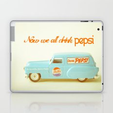 Now we all drink Pepsi Laptop & iPad Skin