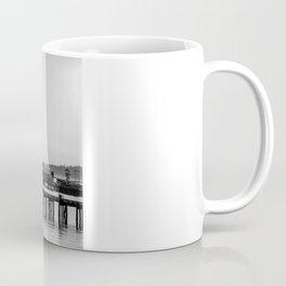 Coho at Dock Coffee Mug