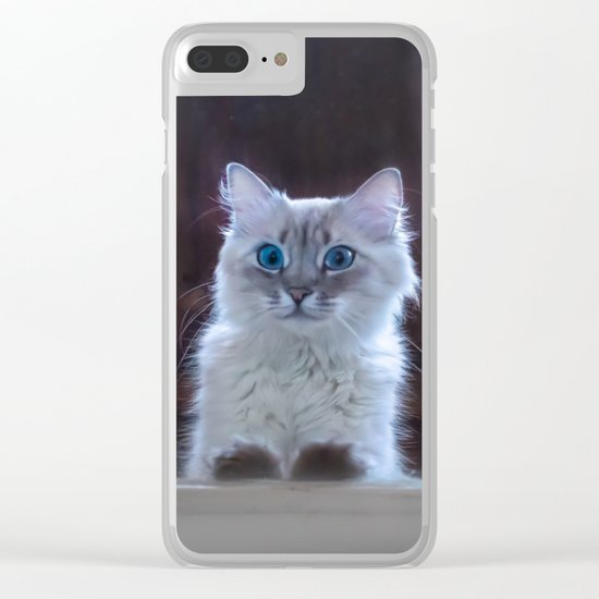 What about second breakfast? Clear iPhone Case