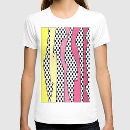 yellpink T-shirt