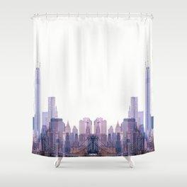 Brooklyn Views Shower Curtain