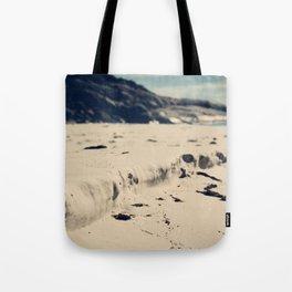 Sand Cliffs Tote Bag
