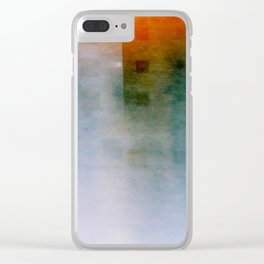 The Second Broken Machine Clear iPhone Case