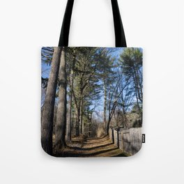 High Trees Tote Bag