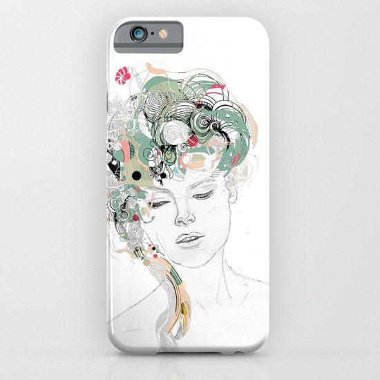 Beauty waiting iPhone & iPod Case