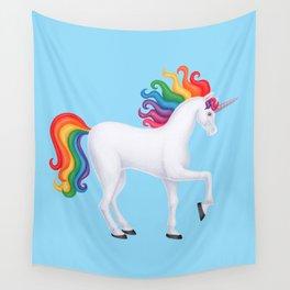 daydreamer (rainbow unicorn) Wall Tapestry