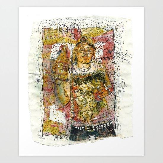 St. Augustine Art Print