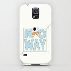 NO WAY Galaxy S5 Slim Case