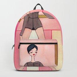 naked releve Backpack
