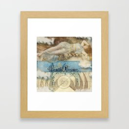 Beautiful Dreamer Framed Art Print