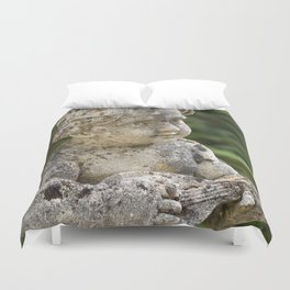 Music of Innocence Duvet Cover