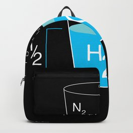 Full Glass Funny Backpack