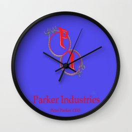 CEO Wall Clock