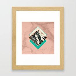 California City Framed Art Print