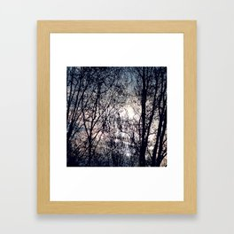 Clair Obscur Framed Art Print