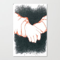 hands Canvas Print