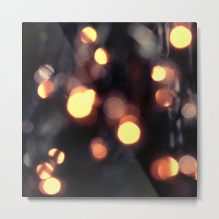 Light Fall Metal Print