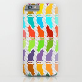 """Kitty Pride"" iPhone Case"